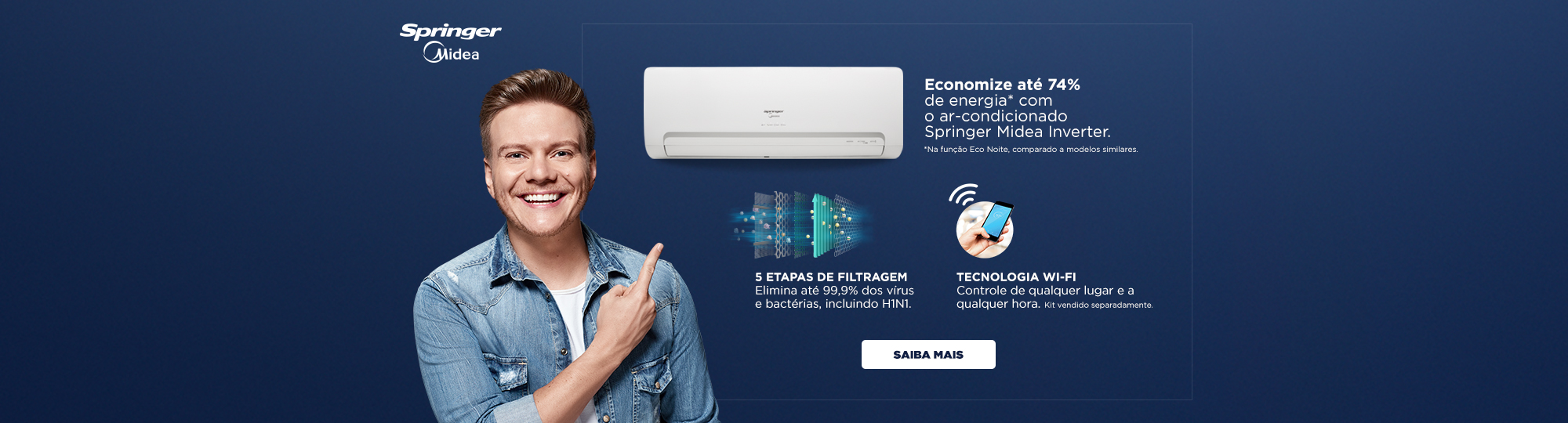 Springer Midea Inverter